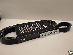 Alternator Drive Belt for FORD FOCUS MK 1-1.8 TDDi /& TDCi with A//C 1998-2005