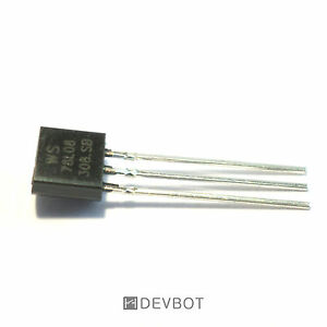 Voltage regulator l78l08, to-92.