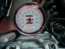 TRIUMPH BONNEVILLE AMERICA RED SMD LED CLOCK LIGHTS