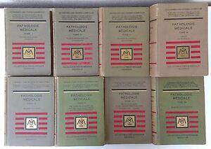 Bezancon-Clerc-Labbe-PATHOLOGIE-MEDICALE-Collection-complete-en-8-volumes