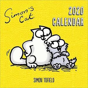 Simons-Cat-2020-Official-Square-Wall-Calendar