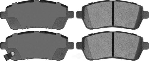 Disc Brake Pad Set-Ceramic Pads Front Autopartsource CE1454A fits 2011 Mazda 2