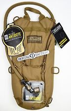 NEW CAMELBAK Thermobak 60303 Hydration Carrier 100 oz 3L Antidote Bladder Coyote