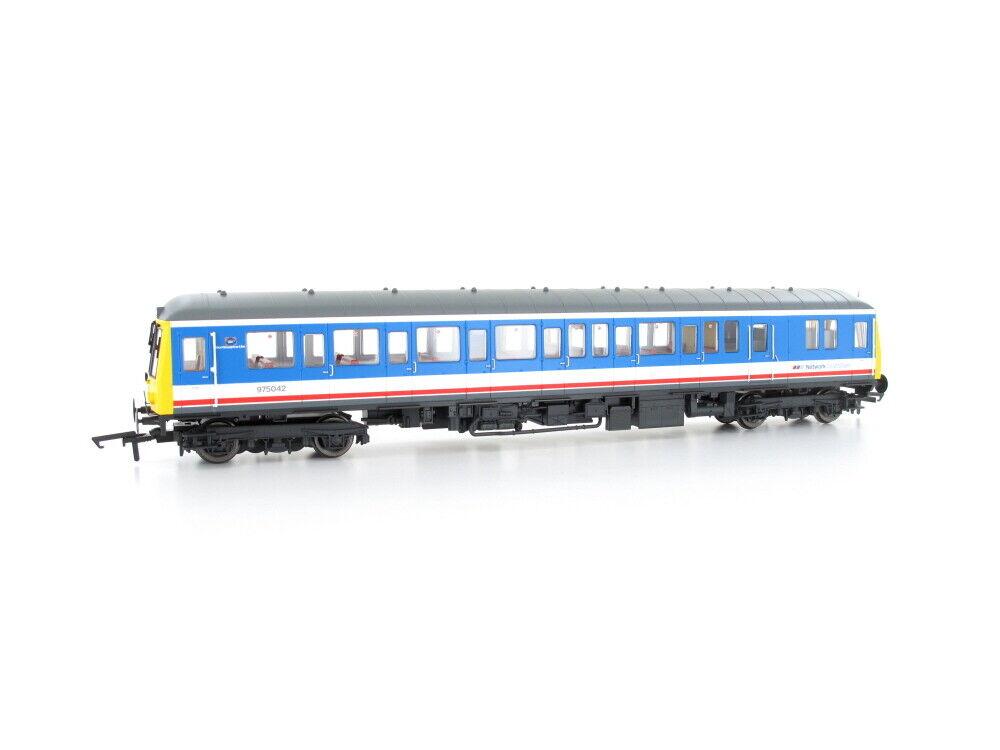 Dapol 4d-015-006 dieseltriebwagen class 122 Bubble Coche nº 975042 nse pista 00