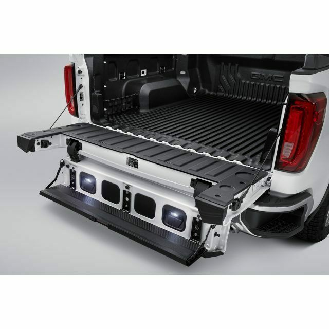 2019 20 Gmc Sierra Genuine Gm Multipro Tailgate Step Light Kit 84347814 For Sale Online Ebay