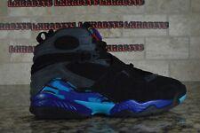 2015 Nike Air Jordan 8 Retro VIII Black