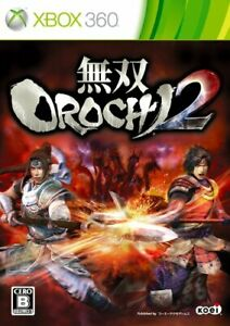 USED-Xbox-360-Warriors-OROCHI-2-Normal-Edition-18651-JAPAN-IMPORT