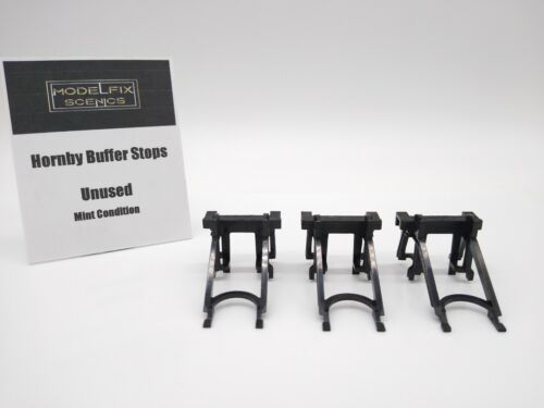 - OO Hornby R083 Buffer Stop X3 Mint Condition