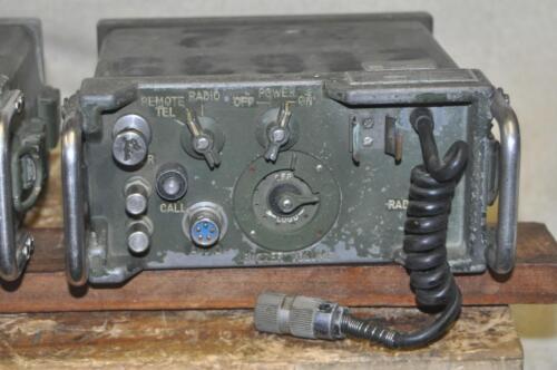 Control Radio Set C-2328B//GRA-39 /& C-2329B//GRA-39