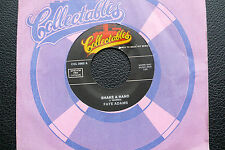 """7"""" Faye Adams - Shake A Hand/ Jimmy McGriff - I've Got A Woman - US Collect."""