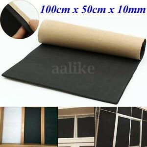 1-Roll-Sound-Proofing-amp-Heat-Insulation-Sheet-10mm-Closed-Cell-Foam-100cm-x-50cm