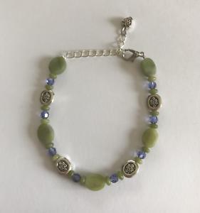 Connemara-Marble-and-Preciosa-Crystal-Bracelet-Handmade-in-Ireland