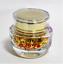 KR-24K-100-Gold-Leaf-Gilt-Powder-Edible-Flakes-Food-Decoration-Glass-Jar-300mg miniature 6