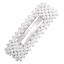 Fashion Women Boho Hair Accessories Crystal Hairpin Hair Clip Barrette Wedding