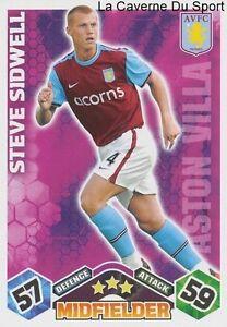 SCOTT CARSON  # ENGLAND ASTON VILLA CARD PREMIER LEAGUE 2008 TOPPS