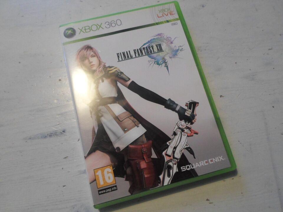 Final Fantasy XIII, Xbox 360