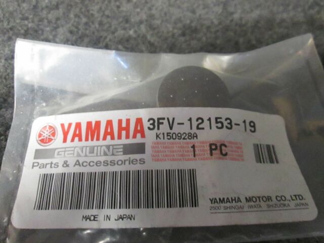 Yamaha YFZ450 2004-2017 Nuevo Original OEM Válvula Elevador Cubo 3fv-12153-19