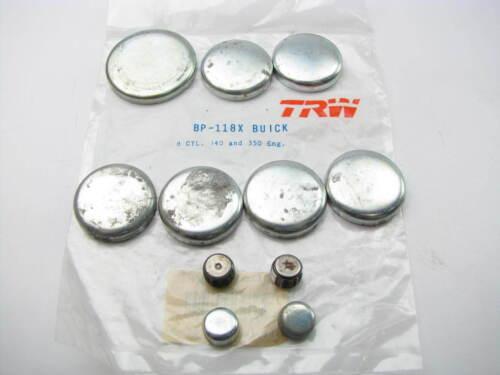 TRW BP118X Freeze Expansion Plug Set Buick 340 350 V8 Engine