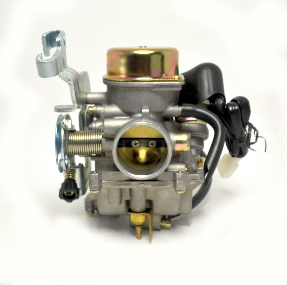 Manco Talon, Linhai CVK Carburetor W  Electric Choke (v.1) For 250cc 260cc 300cc