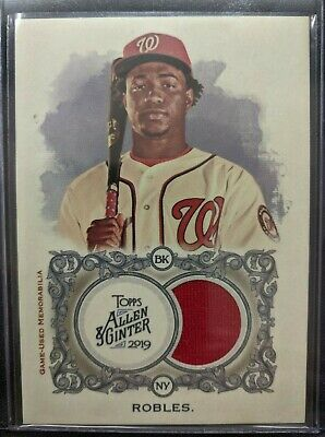 2018 Topps Allen /& Ginter/'s #95 Victor Robles Washington Nationals RC Rookie