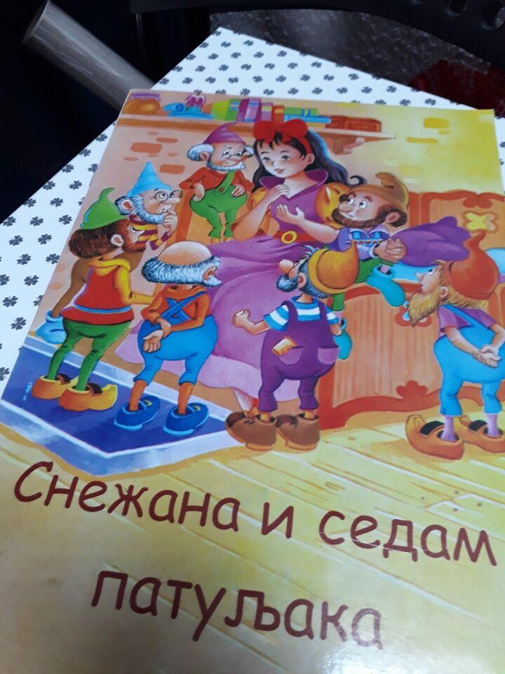 Bøger, Børnebøger, Bosnisk