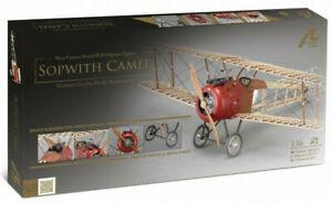 Artesania-Latina-Sopwith-Camel-Fighter-1-16-Metal-amp-Wood-Model-Kit-20351
