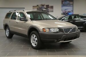 2004-Volvo-XC70-Cross-Country-AWD-HEATED-SEATS-LEATHER-SUNROOF