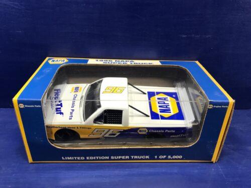 NAPA 1996 SUPER TRUCK DIECAST WHITE  NIB  1 OF 5,000