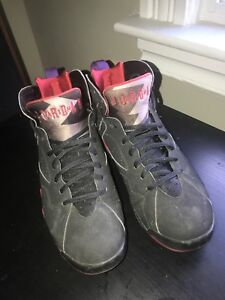 more photos 8a198 6734e Image is loading Nike-Air-Jordan-Retro-7-Raptors-Size-9-