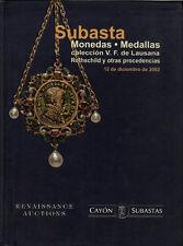 Cayon Subastas & Renaissance, Monedas - Medallas 12/02 Spanish colonial coinage