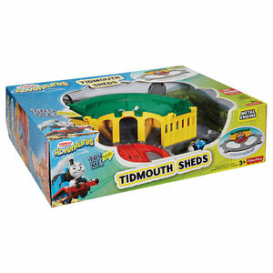 Thomas & Friends Adventures FBC74 - Tidmouth Sheds Playset - Fisher-Price