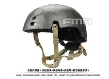 FMA New Suspension And High Level Memory Pad For Helmet DE TB1050-DE-L