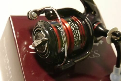 Shimano 12 SEPHIA CI4+ C3000HGS Spinning Reel from Japan