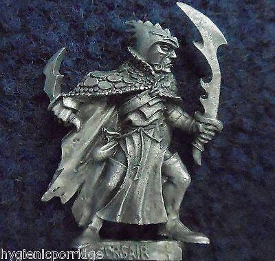 Warhammer WFB citadel metal 1999 Dark Elf Corsair 4