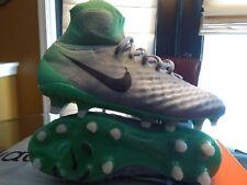 item 2 Nike Women s Magista Obra II FG Soccer Cleats Grey Green 844205-053  Size 6 -Nike Women s Magista Obra II FG Soccer Cleats Grey Green 844205-053  Size ... 9e5cc61361c4