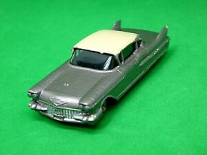 Matchbox-Lesney-No-27c-Cadillac-Sixty-Special-Ultra-Raro-Metalico-Marron
