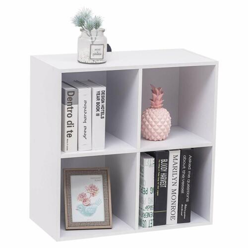 Bücherregal Bücherschrank Aktenschrank Aufbewahrungregal Büroregal 60x30x60cm