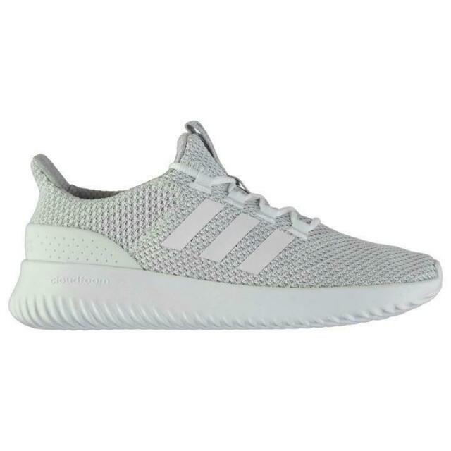Size 8.5 - adidas Cloudfoam Ultimate Tenis Footwear White