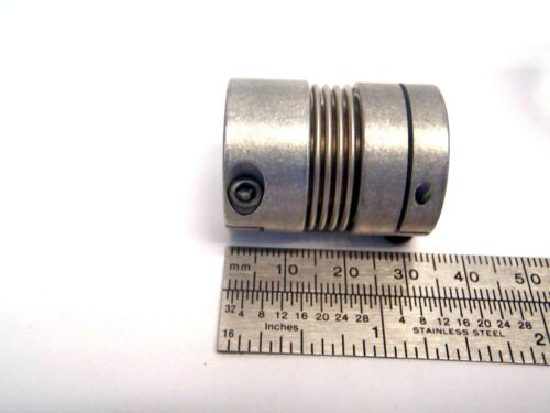 Gerwah DKN20 Flexible Coupling 33mm x 25mm