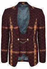 New Vivienne Westwood Basket Weave Waistcoat Insert Blazer