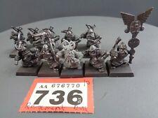 Warhammer Age of Sigmar Dwarf Quarellers Crossbowmen 736