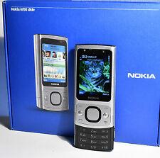 NOKIA 6700s - 6700 slide grigio grezzo + accessori e box Nokia Italia
