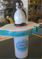 Chillin' Charlie 3 Chlorine Tablet Dispenser Cl380 Cute As Heck -- - -