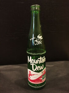 mountain dew the history