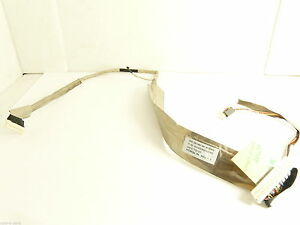 TOSHIBA-Satellite-A500-TFT-LCD-Video-Screen-Cable-Flex-Button-DC02000UD00-webcam