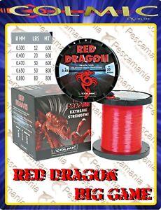 Monofilo-Giapponese-Colmic-Red-Dragon-traina-big-game-tonno-mt-600