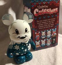 "3"" Disney World Park Vinylmation Series 5 Cutesters Snow Set Snowflake"
