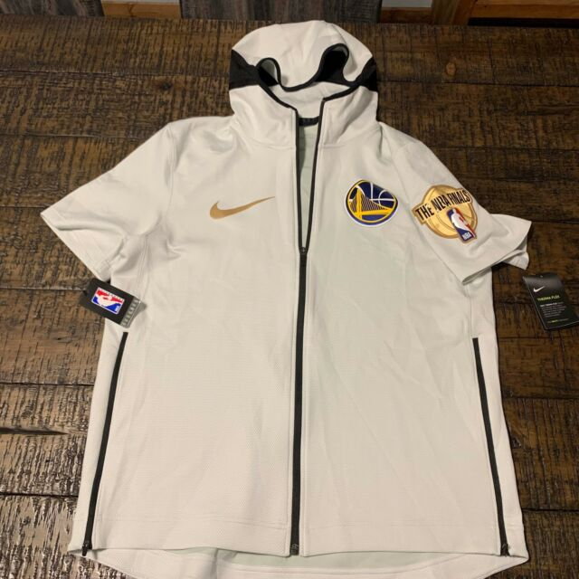 108e833ce0d6d4 Nike Golden State Warriors Hoodie Therma Flex Showtime Finals Jacket 3xl