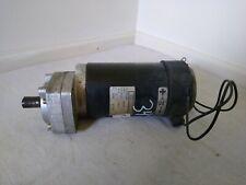 Leroy Somer 36 V 75hp Brush Drive Motor With Gear Box