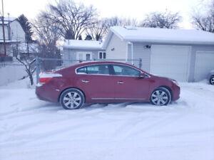 2010 Buick LaCrosse CXS - Mint Condition!!!